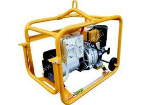 Crommelins 6.9kVA Generator Worksite Approved - picture1' - Click to enlarge