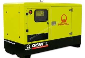 Pramac 14kVA Three Phase Rental Ready Perkins Diesel Generator, PFL