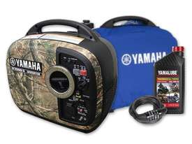 Yamaha 2000w Inverter Petrol Generator Camouflage - picture5' - Click to enlarge