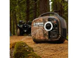Yamaha 2000w Inverter Petrol Generator Camouflage - picture2' - Click to enlarge