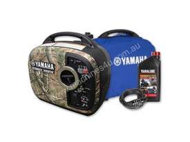 Yamaha 2000w Inverter Petrol Generator Camouflage - picture6' - Click to enlarge