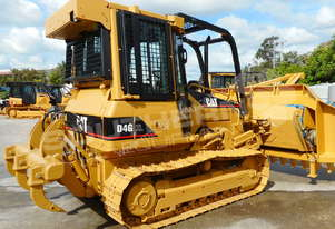 D4G XL Dozers Screens & Sweeps DOZSWP