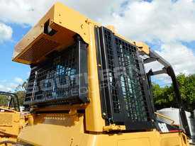 D4G XL Dozers Screens & Sweeps DOZSWP - picture1' - Click to enlarge