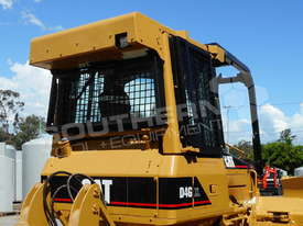 D4G XL Dozers Screens & Sweeps DOZSWP - picture3' - Click to enlarge