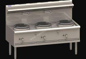 Luus WX-3C - 3 Chimney Burners
