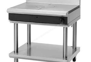 Blue Seal Evolution Series G57-CB - 900mm Gas Target Top Cabinet Base