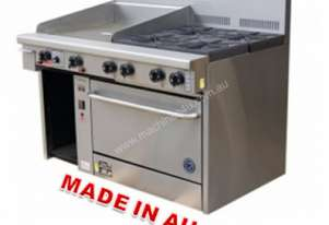 Goldstein Fan Forced Gas Range Griddle