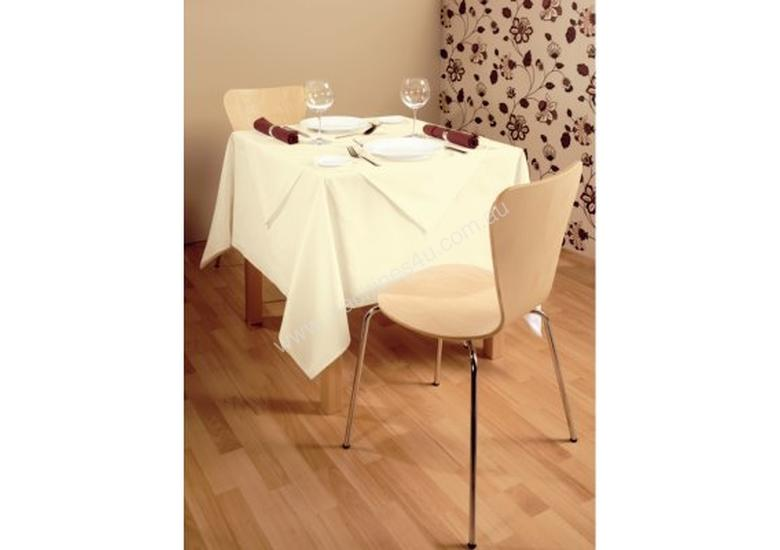 Maroon Polyester Table Linen