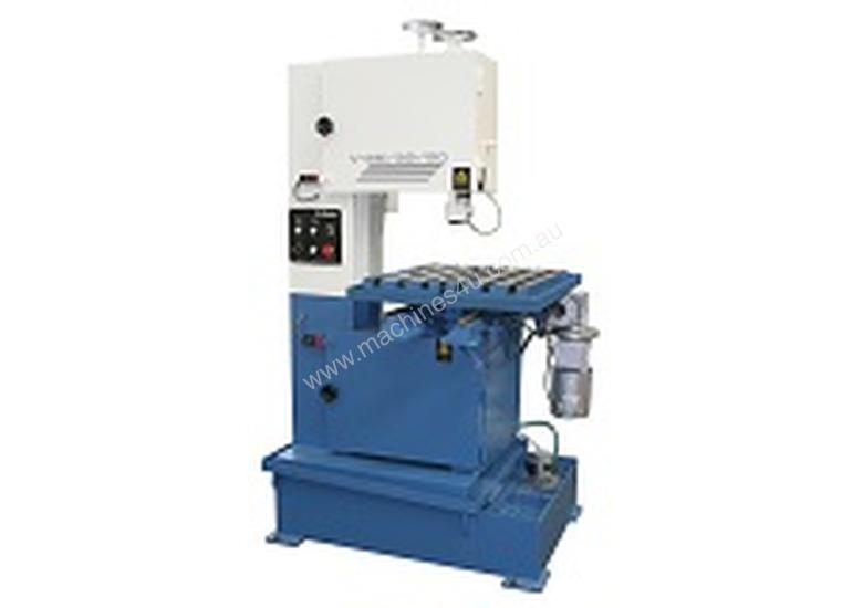 V-25/33/50 Super Heavy Duty Vertical Bandsaw With Power Feed - Save $3000