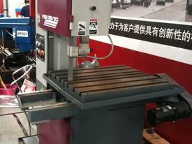 V-25/33/50 Super Heavy Duty Vertical Bandsaw - picture5' - Click to enlarge