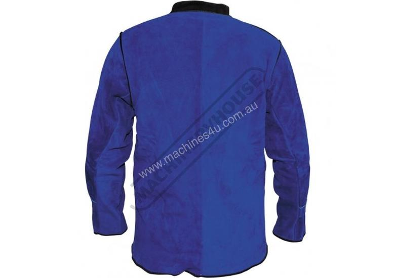 WC-01781 Professional Promax BL7 Welding Jacket Size: L - Large Premium A-Grade Cowhide Leather