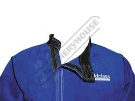 WC-01781 Professional Promax BL7 Welding Jacket Size: L - Large Premium A-Grade Cowhide Leather - picture4' - Click to enlarge