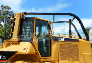 D6N XL Dozers Screens & Sweeps DOZSWP
