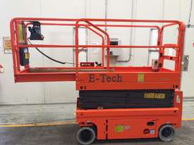 19ft Electric Scissor Lift 5.8M Platform  - Dingli S06E - picture4' - Click to enlarge