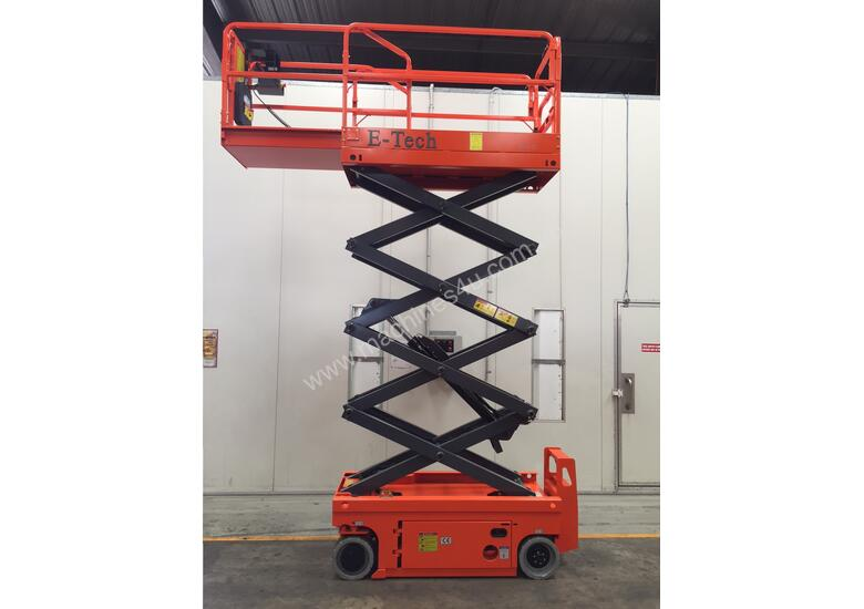 19ft Electric Scissor Lift 5.8M Platform  - Dingli S06E