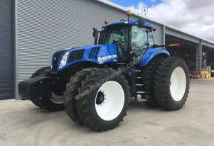 New Holland T8.420 FWA/4WD Tractor