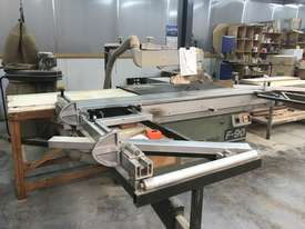 Great condition Alterndorf F90 Bench Saw - picture0' - Click to enlarge