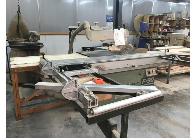 Great condition Alterndorf F90 Bench Saw