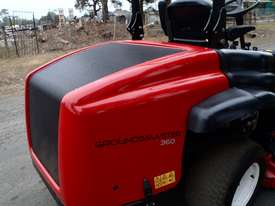Toro Groundmaster 360 Standard Ride On Lawn Equipment - picture13' - Click to enlarge