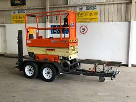 NEW JLG 1930ES & TRAILER - picture0' - Click to enlarge