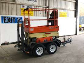 NEW JLG 1930ES & TRAILER - picture1' - Click to enlarge