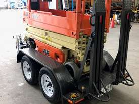NEW JLG 1930ES & TRAILER - picture2' - Click to enlarge