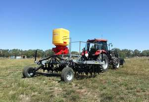 2019 FARMTECH AERVATOR GH4004 MAXI ONE PASS SYSTEM (4.0M)
