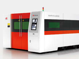 Farely MARVEL 12.0kW Fiber Laser machine 2.5m x 6m with Transfer Table - (LARGE MACHINE) - picture2' - Click to enlarge