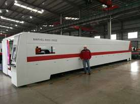 Farely MARVEL 12.0kW Fiber Laser machine 2.5m x 6m with Transfer Table - (LARGE MACHINE) - picture3' - Click to enlarge