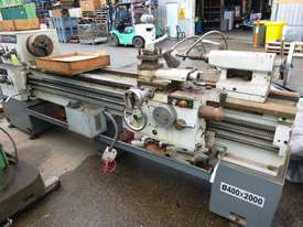2000 Dalian CD6240A 3 Phase Lathe - In Auction - picture0' - Click to enlarge
