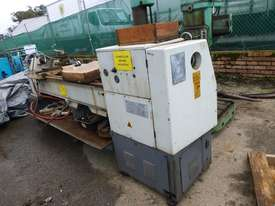 2000 Dalian CD6240A 3 Phase Lathe - In Auction - picture2' - Click to enlarge