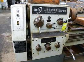 2000 Dalian CD6240A 3 Phase Lathe - In Auction - picture4' - Click to enlarge