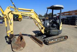 New Holland   E27B Excavator
