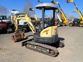 New Holland E27B Excavator - picture1' - Click to enlarge