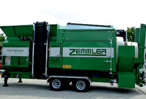 ZEMMLER® MULTI SCREEN® MS 4200 – Trommel Screen