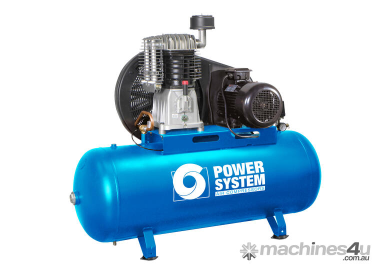 Power System 10Hp Piston Compressor  European built