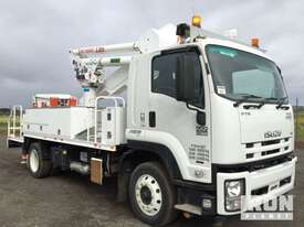 2015 Isuzu FTR 900 Premium 4x2 Elevating Work Platform - picture0' - Click to enlarge