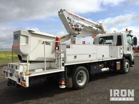 2015 Isuzu FTR 900 Premium 4x2 Elevating Work Platform - picture3' - Click to enlarge