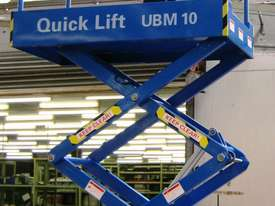 6ft Self Propelled Mini Scissor Lift - picture2' - Click to enlarge