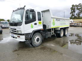 2005 Isuzu F3 FVZ1400 6x4 Tipper - In Auction - picture0' - Click to enlarge