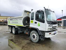 2005 Isuzu F3 FVZ1400 6x4 Tipper - In Auction - picture2' - Click to enlarge