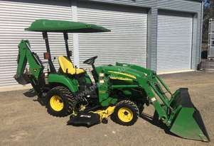 John Deere Tractor, Loader,Backhoe