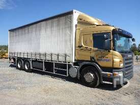 SCANIA P280 Tautliner Truck - picture0' - Click to enlarge