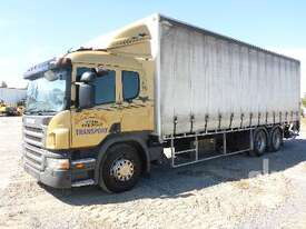 SCANIA P280 Tautliner Truck - picture1' - Click to enlarge