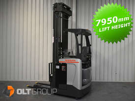 Nissan UMS 2 Tonne Ride Reach Truck 7.95m Lift Height - Sydney Location - picture0' - Click to enlarge