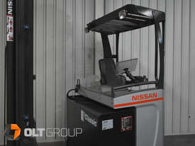 Nissan UMS 2 Tonne Ride Reach Truck 7.95m Lift Height - Sydney Location - picture16' - Click to enlarge