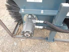 Unused 1800mm Hydraulic Sweeper to suit Skidsteer Loader - 10419-32 - picture6' - Click to enlarge