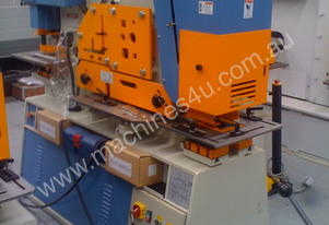 New Metalex Punch & Shear Model HIW 125
