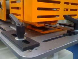 New Metalex Punch & Shear Model HIW 125  - picture3' - Click to enlarge
