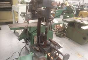 USED TOUGH DRILL /SQUARE CHISEL MORTISER